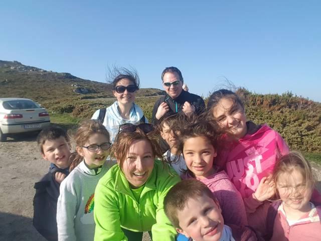 Camiño dos Faros Infantil (Trece-Vilán) 031