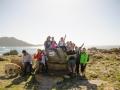 Camiño dos Faros Infantil (Trece-Vilán) 016