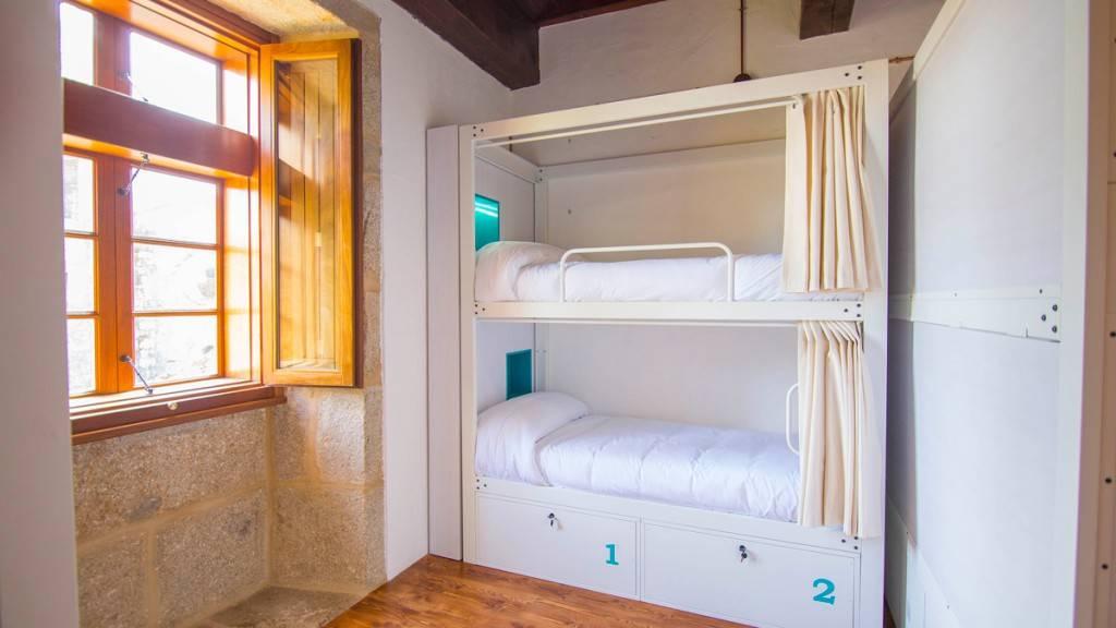 Hostel Monasterio de Moraime 020