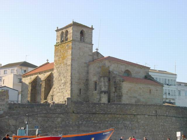 Iglesia de Santa María de la Atalaia