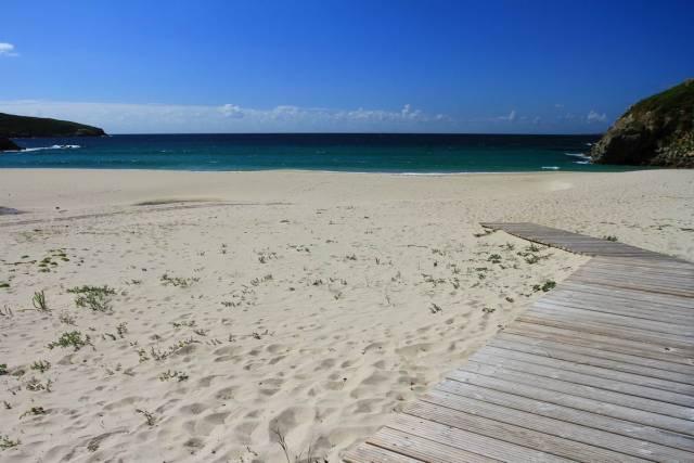 Playa de Rebordelo