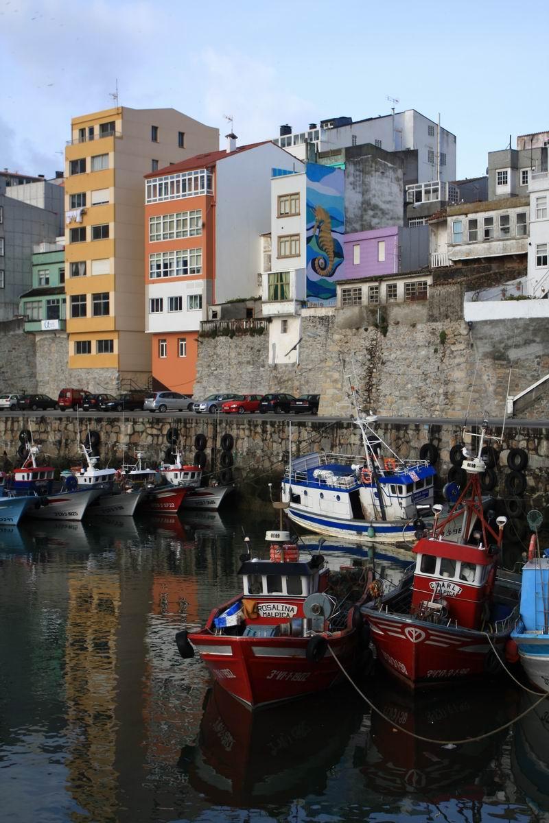 Malpica de Bergantiños un pueblo encantador en la Coruña : pueblos ...