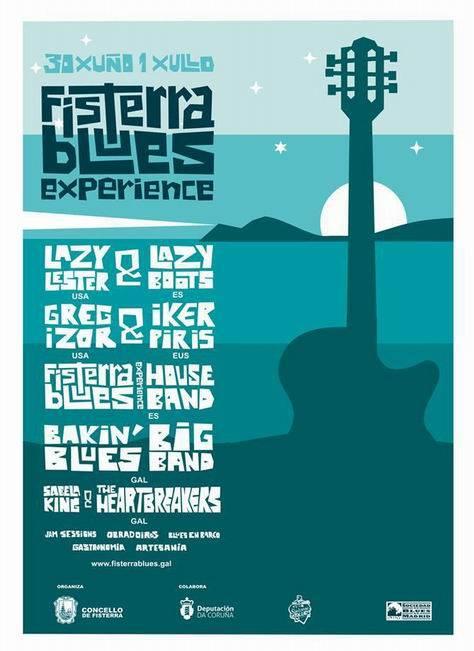 Fisterra Blues Experience