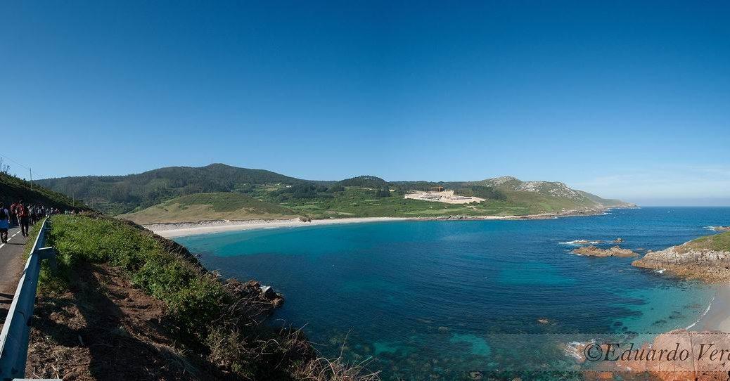 Praia-Arliña-e-Lourido