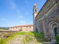 Hostel Monasterio de Moraime 270