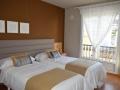 Hotel VIDA Mar de Laxe Habitación Standard 01