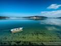 A-barca desde punta Canduleira
